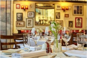 french restaurant, french fries, l'entrecote, sao paulo, restaurant, food